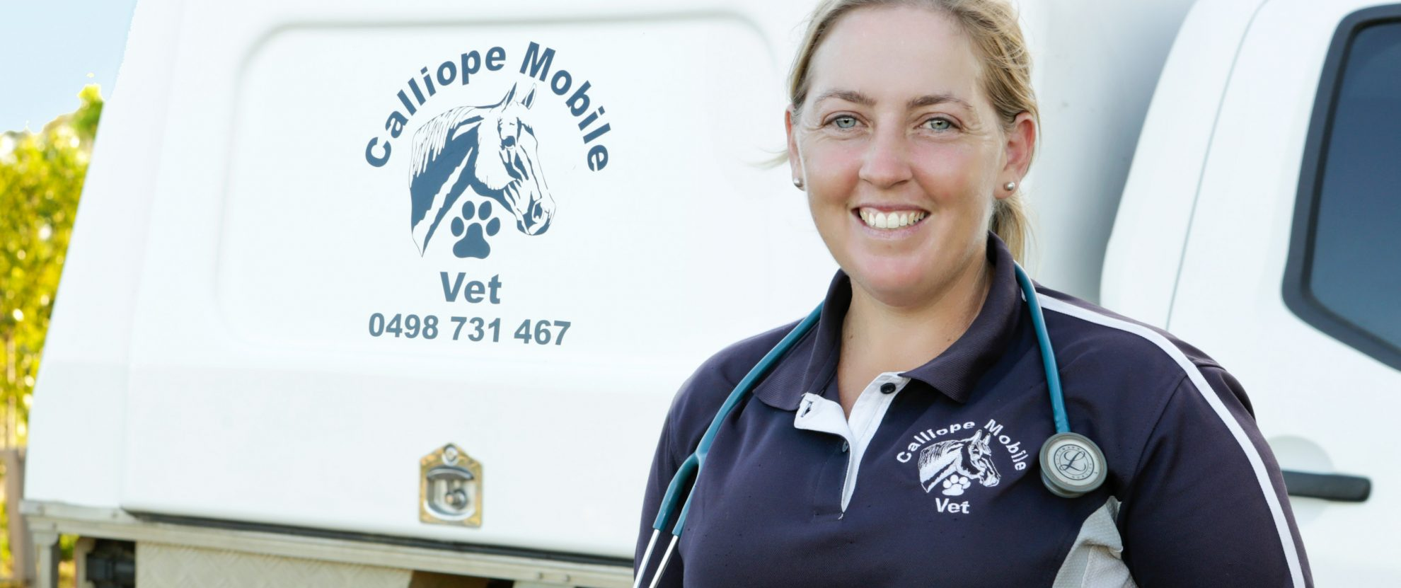 Our mobile service provides professional and friendly vet care that tends to the needs of all animals, big or small.